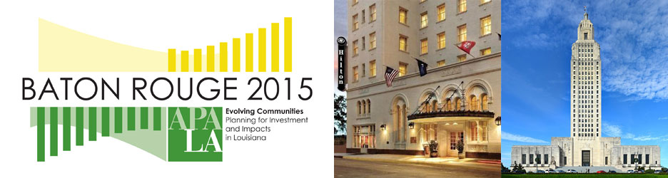 Conference 2015, Baton Rouge Hilton