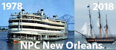 NPC 1978 planner's riverboat tour