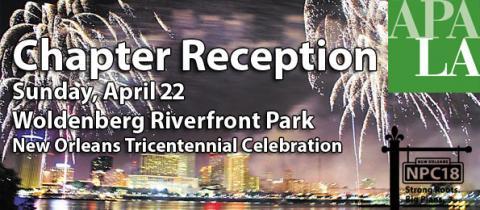 Chapter Reception Invitation
