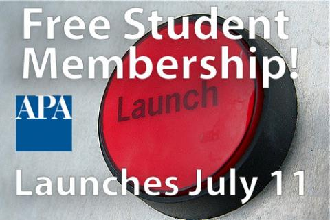 Free Student Membership Program Launches