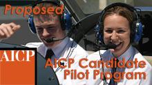 pilot program for AICP Certification