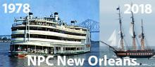 NPC 1978 planner's riverboat tour