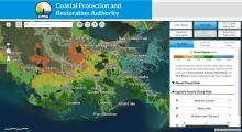 CPRA Flood Risk and Resilience Viewer