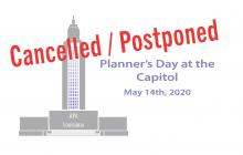 Cancelled - Planners Day at the Capitol