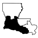 diagram of Acadiana Section
